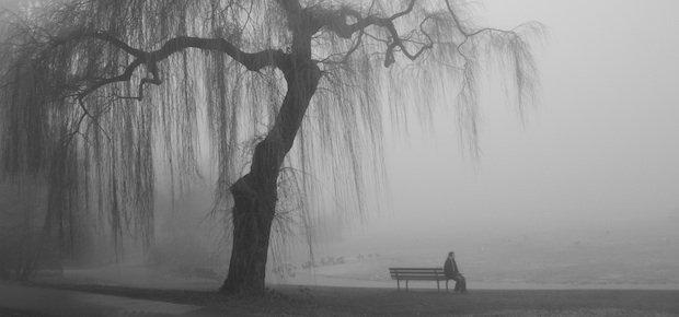 eenzame-man